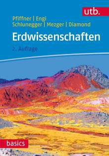O. Adrian Pfiffner: Erdwissenschaften, Buch