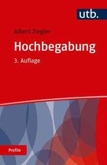 Albert Ziegler: Hochbegabung, Buch