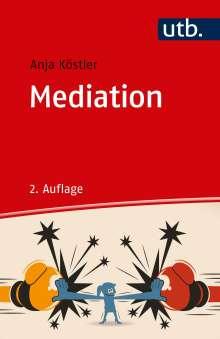 Anja Köstler: Mediation, Buch