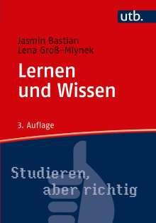 Jasmin Bastian: Lerntechniken und Wissensmanagement, Buch