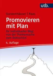 Randi Gunzenhäuser: Promovieren mit Plan, Buch