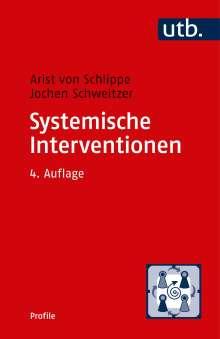 Arist von Schlippe: Systemische Interventionen, Buch