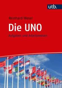 Reinhard Wesel: Die UNO, Buch