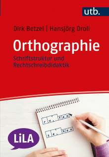 Dirk Betzel: Orthographie, Buch