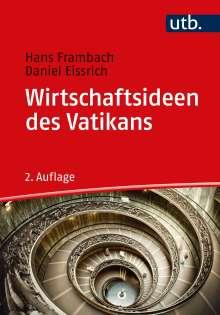 Hans Frambach: Wirtschaftsideen des Vatikans, Buch