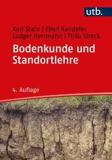 Karl Stahr: Bodenkunde und Standortlehre, Buch
