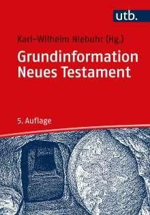 Grundinformation Neues Testament, Buch