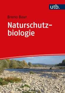 Bruno Baur: Naturschutzbiologie, Buch