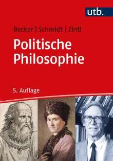 Michael Becker: Politische Philosophie, Buch