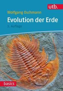 Wolfgang Oschmann: Evolution der Erde, Buch