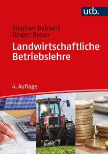 Stephan Dabbert: Landwirtschaftliche Betriebslehre, Buch