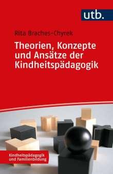 Rita Braches-Chyrek: Theorien, Konzepte und Ansätze der Kindheitspädagogik, Buch