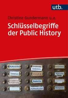 Christine Gundermann: Schlüsselbegriffe der Public History, Buch