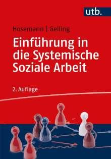 Wilfried Hosemann: Einführung in die Systemische Soziale Arbeit, Buch