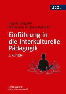 Ingrid Gogolin: Einführung in die Interkulturelle Pädagogik, Buch