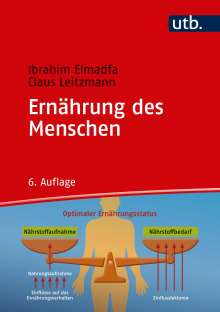 Ibrahim Elmadfa: Ernährung des Menschen, Buch
