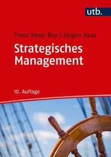 Franz Xaver Bea: Strategisches Management, Buch