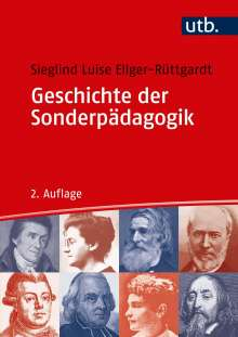 Sieglind Ellger-Rüttgardt: Geschichte der Sonderpädagogik, Buch