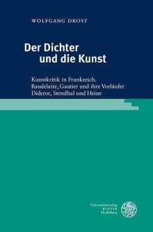 Wolfgang Drost: Der Dichter und die Kunst, Buch