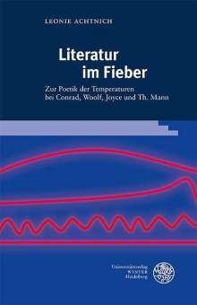 Leonie Achtnich: Literatur im Fieber, Buch