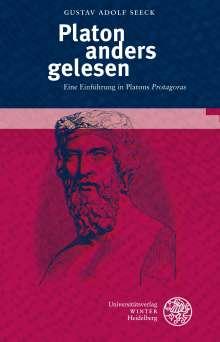Gustav Adolf Seeck: Platon anders gelesen, Buch