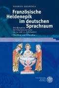 Thordis Hennings: Französische Heldenepik im deutschen Sprachraum, Buch