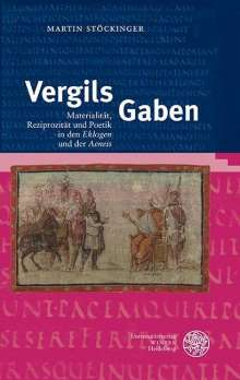Martin Stöckinger: Vergils Gaben, Buch