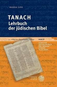 Hanna Liss: Tanach - Lehrbuch der jüdischen Bibel, Buch