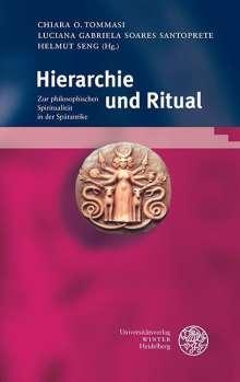 Hierarchie und Ritual, Buch