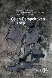 Celan-Perspektiven 2019, Buch
