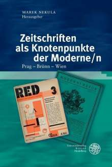 Zeitschriften als Knotenpunkte der Moderne/n, Buch