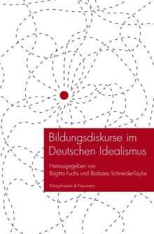 Bildungsdiskurse im Deutschen Idealismus, Buch