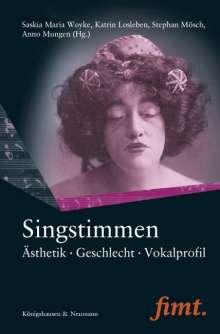 Singstimmen, Buch