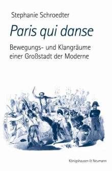 Stephanie Schroedter: Paris qui danse, Buch