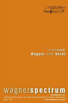 wagnerspectrum 2/2017, Buch