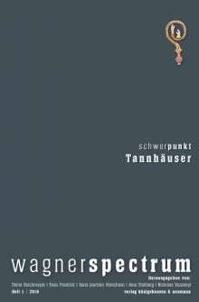 wagnerspectrum 1/2018, Buch