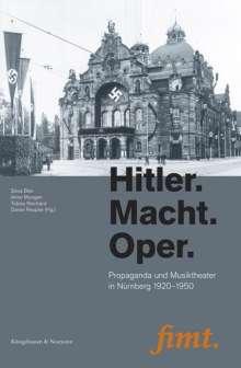 Hitler. Macht. Oper, Buch