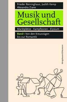Musik und Gesellschaft, Buch