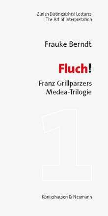 Frauke Berndt: Fluch!, Buch