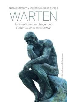 Warten, Buch
