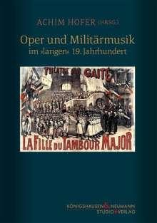 Oper und Militärmusik, Buch