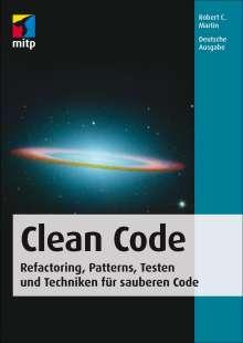 Robert C. Martin: Clean Code - Deutsche Ausgabe, Buch