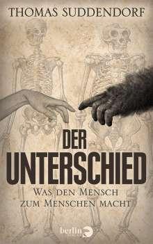 Thomas Suddendorf: Der Unterschied, Buch