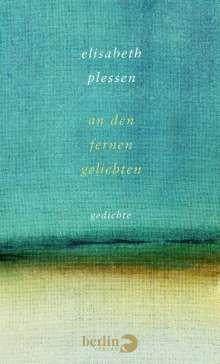 Elisabeth Plessen: An den fernen Geliebten, Buch