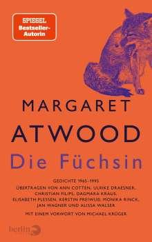Margaret Atwood (geb. 1939): Die Füchsin, Buch