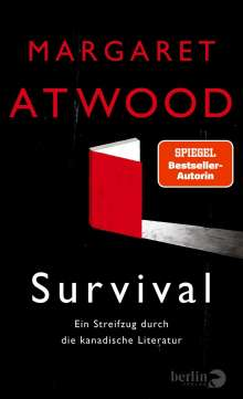 Margaret Atwood (geb. 1939): Survival, Buch