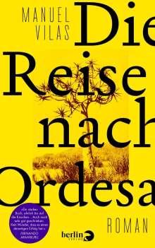 Manuel Vilas: Die Reise nach Ordesa, Buch