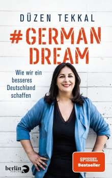 Düzen Tekkal: #GermanDream, Buch