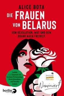 Alice Bota: Die Frauen von Belarus, Buch