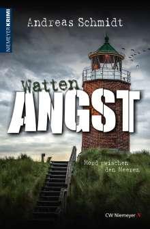 Andreas Schmidt: WattenAngst, Buch